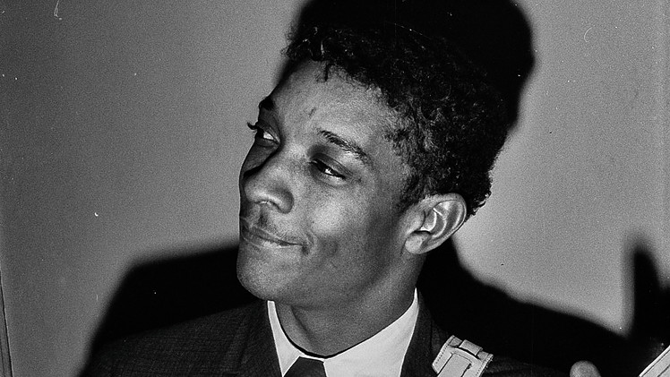 Hubert Sumlin photo by Brian Smith