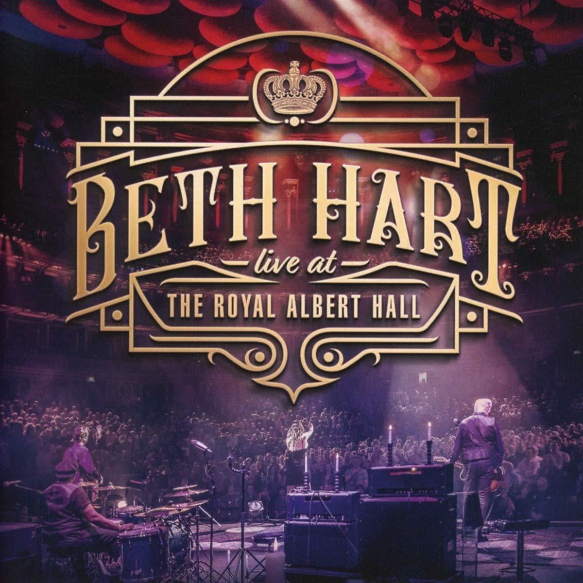 Beth Hart Live At The Royal Albert Hall Bluebird Reviews